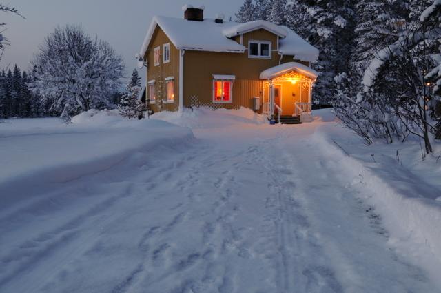 Huset i Lidbacken