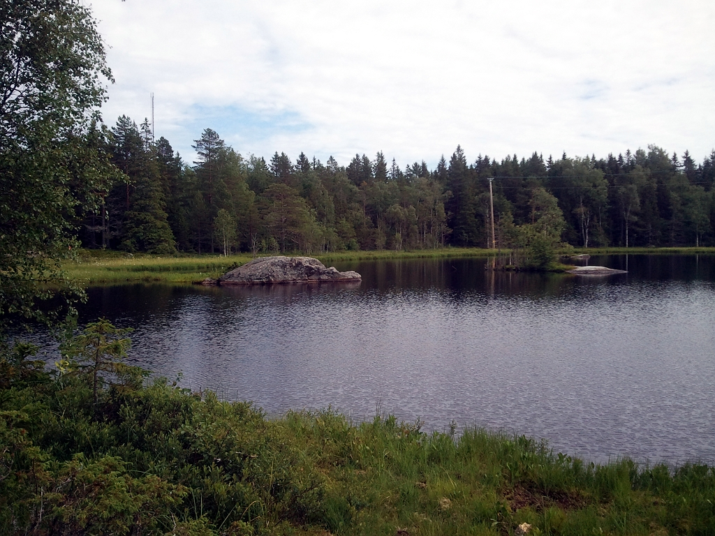 Kroktjärn, Holmsund
