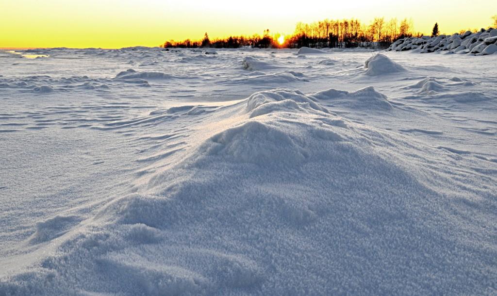 Vinter i Rovögern